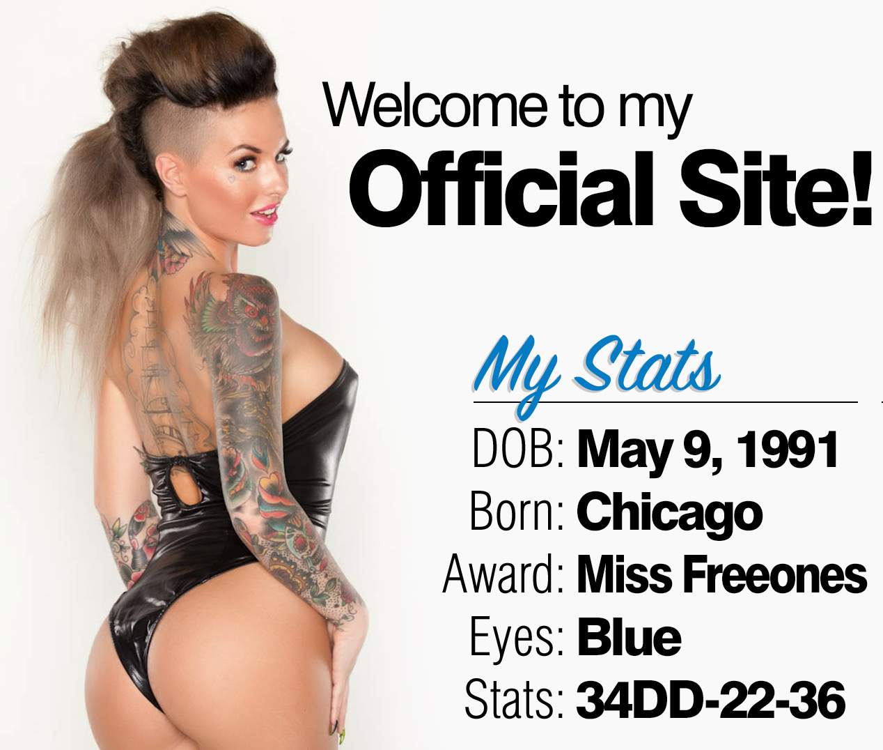 christy mack site